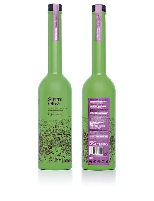 SIERRA OLIVA Premium – Hojiblanca Vadolivo