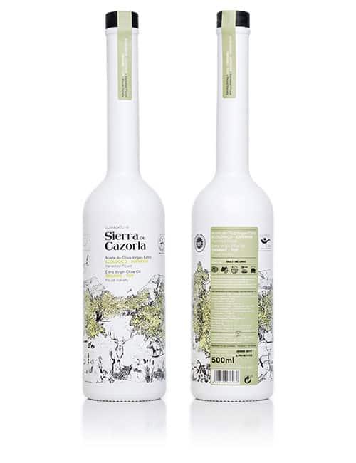 Guiradoli SIERRA CAZORLA ECOLÓGICO Premium – Picual