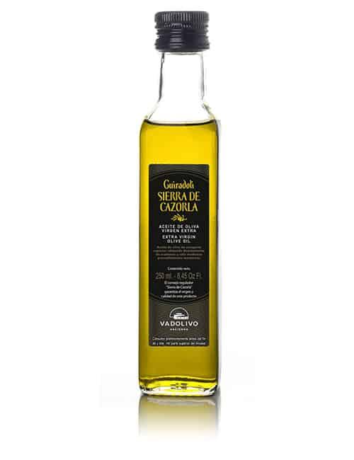 Guiradoli SIERRA CAZORLA – Picual | Caja 24 ud x 250 ml