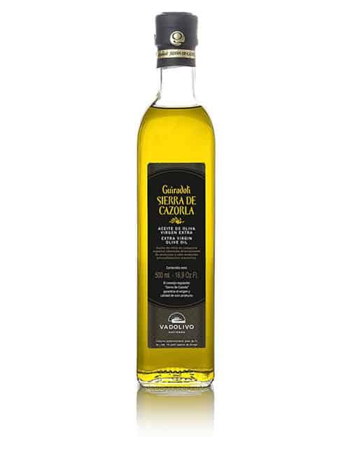 Guiradoli SIERRA CAZORLA – Picual | Caja 20 ud x 500 ml