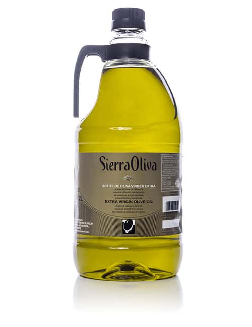 SIERRA OLIVA – Picual | Caja 6 ud x 2 l