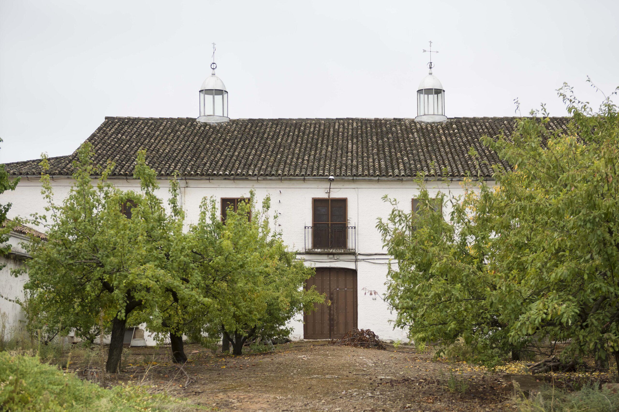Hacienda Vadolivo© Sierra de Cazorla oleoturismo Baltasar López Cuadra