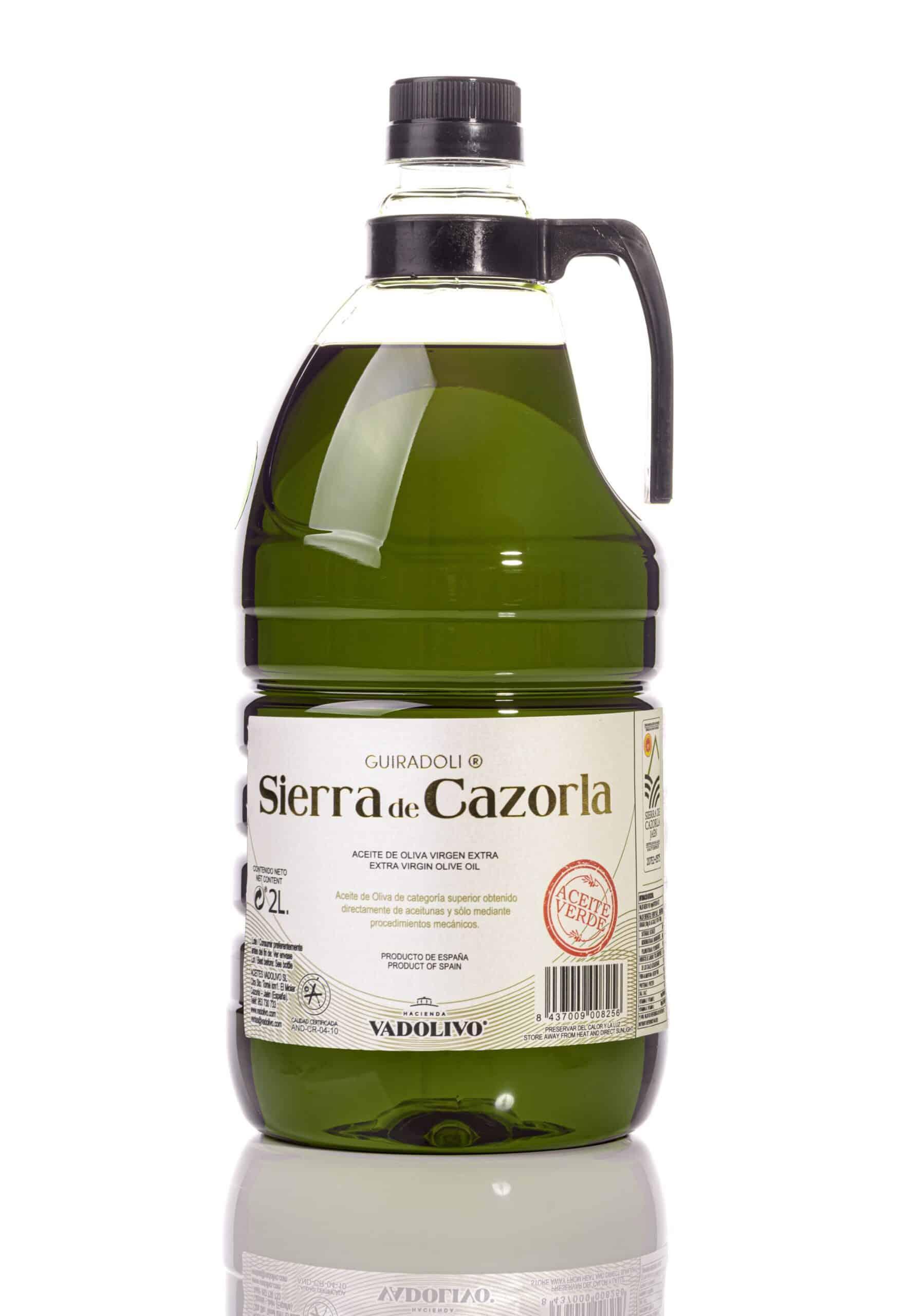 Guiradoli SIERRA CAZORLA Premium – Picual 2L