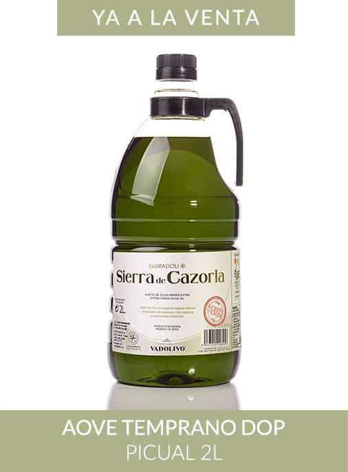 Oferta Guiradoli SIERRA CAZORLA Premium – Picual 2L