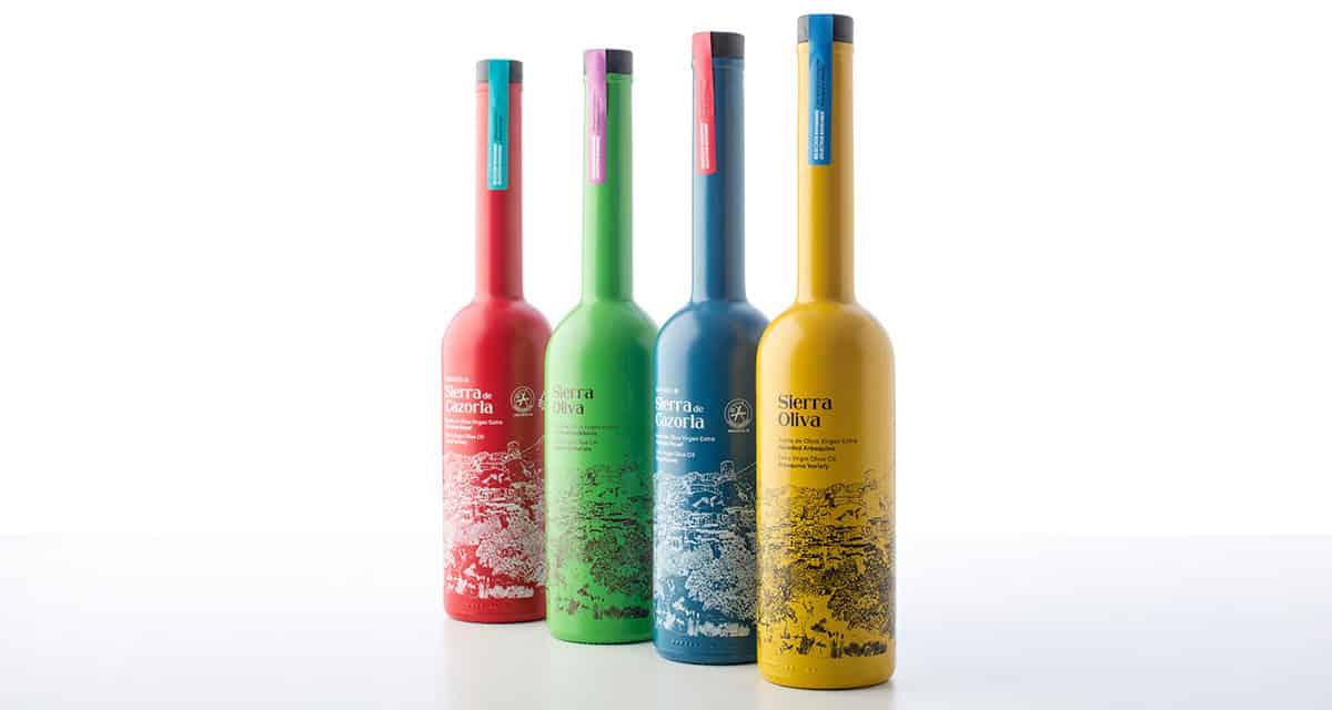un pack de aceite gourmet de diseño irresistible Hacienda Vadolivo AOVES